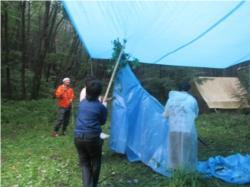 森の冒険子どもキャンプ~原始人キャンプ NPO法人 こども劇場せたがや